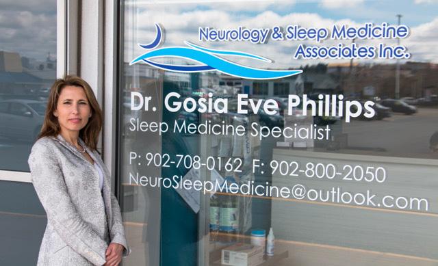 Doctor Gosia Eve Phillips